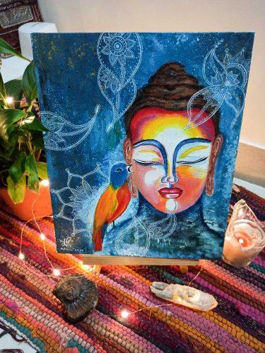 A Piece full Buddha